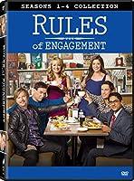 Rules of Engagement - Season 1 / Rules of Engagement - Season 2 / Rules of Engagement - Season 3 / Rules of Engagement - Season 4 - Set【DVD】 [並行輸入品]