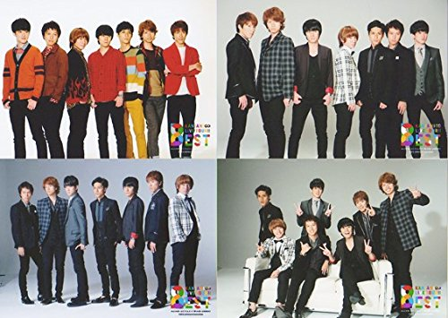 フォト4枚セット 関ジャニ∞ 2012 「KANJANI∞ LIVE TOUR!! 8EST〜みんなの想いはどうなんだい?」