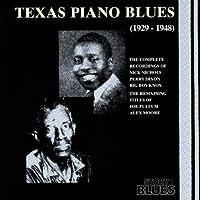 Texas Piano Blues 1929