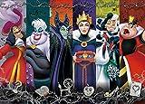 500ピース ジグソーパズル ディズニー ヴィランズ Evil Darkness 【パズルデコレーション】(38x53cm)