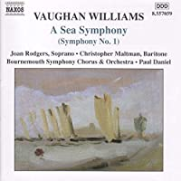 Sea Symphony: Symphony 1 by RALPH VAUGHAN-WILLIAMS (2003-09-23)