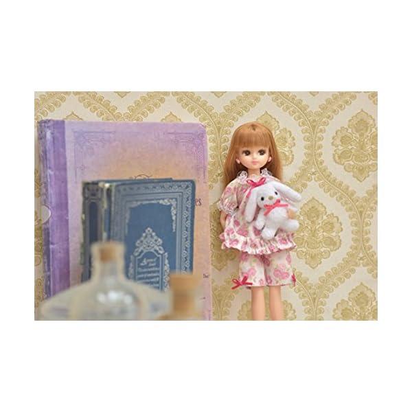 リカちゃん ドレス LW-05 ゆめみるパジャマの紹介画像3