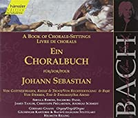 Bach:Chorale Settings