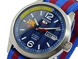 セイコー ファイブ SEIKO 5 スポーツ FCバルセロナ 自動巻き 腕時計 SRP303J1 [メンズ] [並行輸入品]