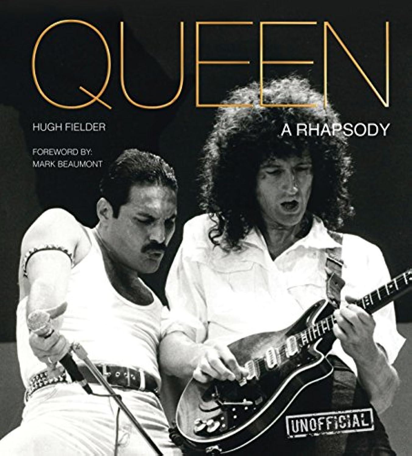 ご意見行き当たりばったりグレードQueen (eBook): A Rhapsody (Rock Icons) (English Edition)
