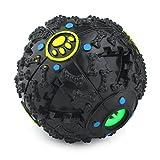 Sweet CandyスマートインタラクティブIQトリートボール玩具ボール、12 CM、ブラック