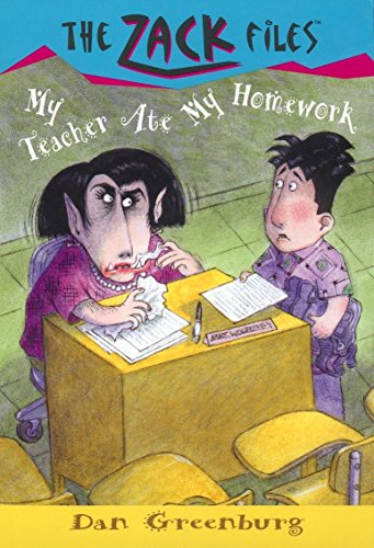 Zack Files 27: My Teacher Ate My Homework (The Zack Files)の詳細を見る