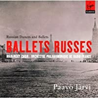 Russian Dances & Ballets by Paavo Jarvi (2004-11-18)