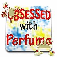 ブロンドDesigns Obsessed with–Obsessed with Perfume–10x 10インチパズル( P。_ 241733_ 2)