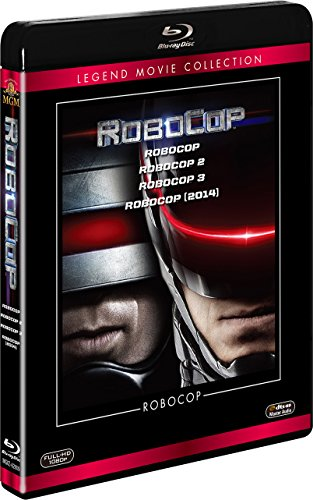 ロボコップ ブルーレイコレクション(4枚組) [Blu-ray] -
