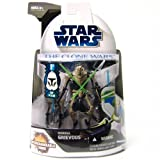 Star Wars The Clone Wars General Grievous Action Figure by Star Wars [並行輸入品]