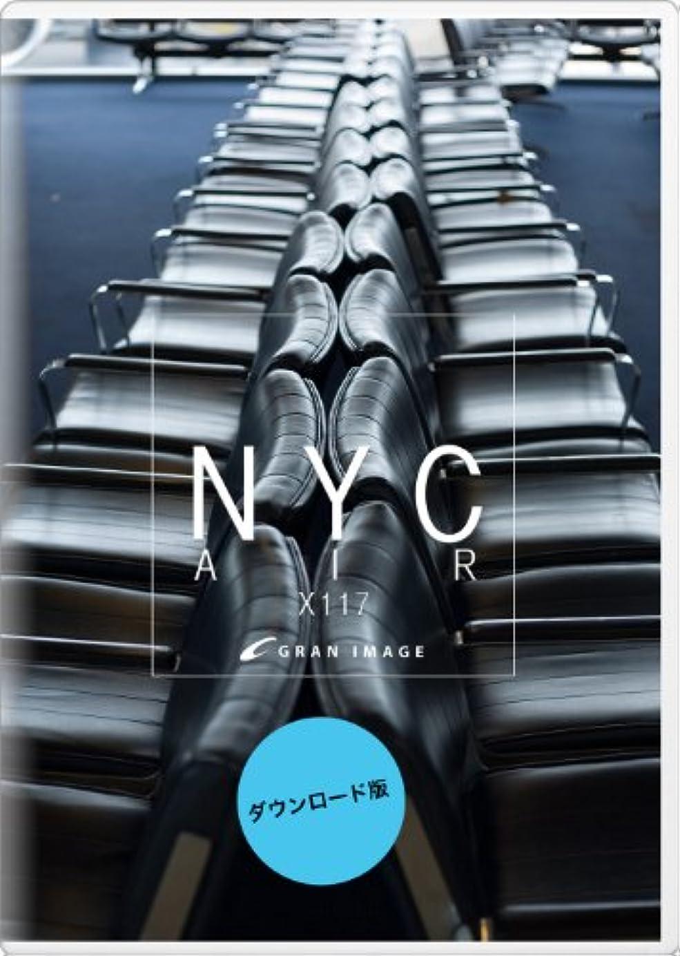 グランイメージ X117 ニューヨークシティエアー [ダウンロード]