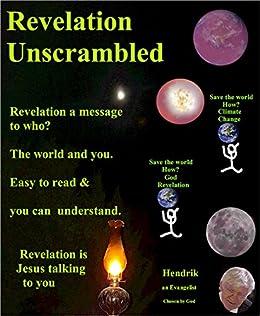 Revelation Unscrambled by [de Jong, Hendrik]