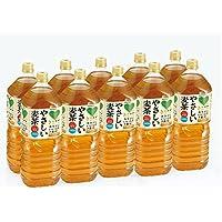 サントリー GREEN DA・KA・RA(グリーンダカラ) お茶 やさしい麦茶 2Lペットボトル×10本
