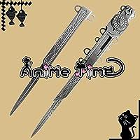 QJP1223 コスプレ道具 アサシン クリード2 匕首(2点セット)武器