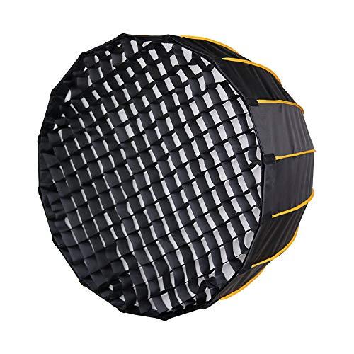 FOMITO® 120cmソフトボックス ディープファーストソフトボックス パラボラの設計