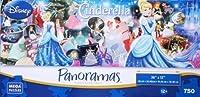 """ディズニーPanoramas """"シンデレラの世界"""" 750ピースパズルMade in USAパズル"""