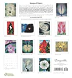 Georgia O'keeffe 2011 Calendar 画像