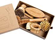 Seed & Sprout Eco Brush Set