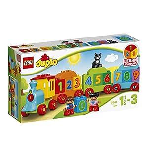 """レゴ(LEGO)デュプロ はじめてのデュプロ(R) """"かずあそびトレイン"""" 10847"""
