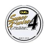 デュエル(DUEL) スーパーエックスワイヤー4 (Super X-wire 4) 10m毎5色色分け