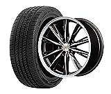サマータイヤ・ホイール 1本セット 18インチ お勧め輸入タイヤ 225/45R18 + ANHELO CORAZON(アネーロコラソン)