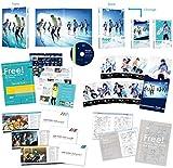 【初回仕様特典あり】Free! -Road to the World 夢-(描きおろし特製デジパック+Free! Road to the World 夢 SPECIAL BOOK+監督厳選 新規シーン抜粋絵コンテ集+描きおろしイラスト付・サイドストーリートーク+Good Luck Blueスナップフォト・クリアカード8枚付)[DVD]