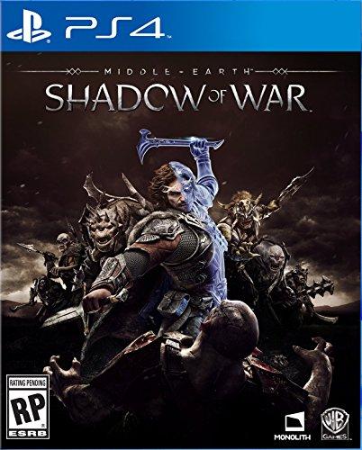 Middle-Earth: Shadow Of War (輸入版:北米) 発売日