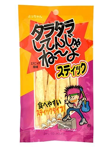 よっちゃん タラタラスティック 19g ×10袋