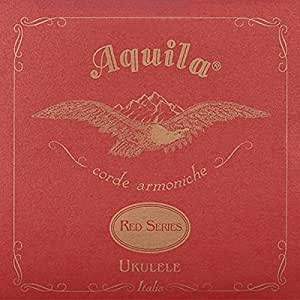 Aquila アクィーラ ソプラノウクレレ用弦 60センチメートル AQR-SR    83U