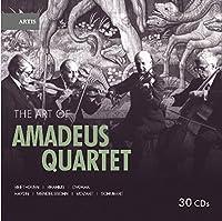 アマデウス弦楽四重奏団の芸術