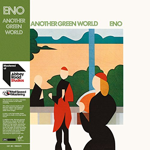 [画像:ANOTHER GREEN WORLD [2LP] (180 GRAM, DOWNLOAD, OBI STRIP) [12 inch Analog]]