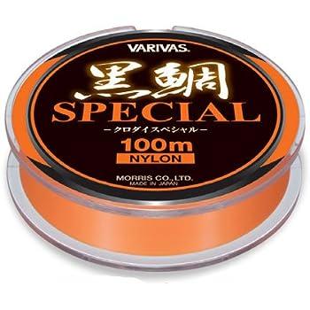 モーリス(MORRIS) ナイロンライン バリバス 黒鯛スペシャル VEP 100m