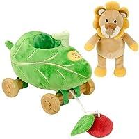 FAO Schwarz Baby Lion Pull Toy by FAO Schwarz