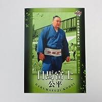 BBM2015大相撲カード「粋」【レギュラーカード】No.65日馬富士公平