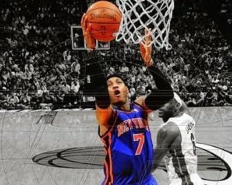 """Carmelo Anthony - NY Knicks """"Spotlight"""" NBA 8x10 Photo by NBA [並行輸入品]"""