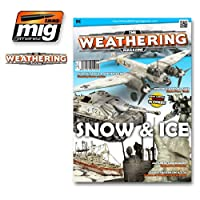Ammo Mig Jimenez TWM Issue 7。冬と氷