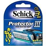 シック Schick プロテクタースリー 替刃 4コ入