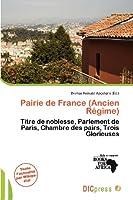 Pairie de France (Ancien R Gime)