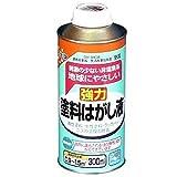アサヒペン 塗料はがし液 300ML