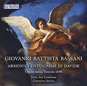 Bassani: Armonici Entusiasmi