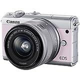 キヤノン 3088C012 ミラーレスカメラ EOS M100・リミテッドピンクキット