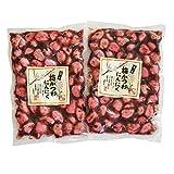 梅にんにく 黒ごま 梅かつおニンニク(しそ風味大蒜) 230g×2袋<09861>