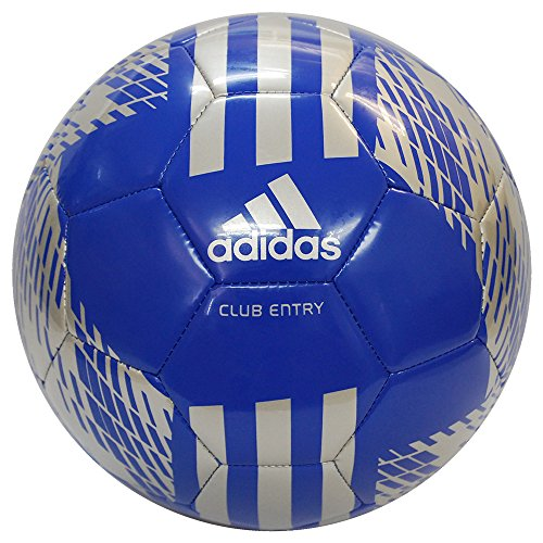adidas(アディダス) スリーストライプス クラブエントリー サッカーボール 4号 AF4862BSL