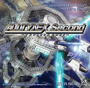 ALLTYNEX Second[同人PCソフト]