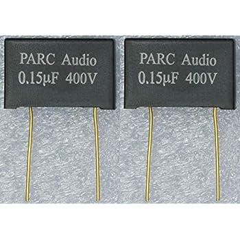 フィルムコンデンサー(0.15uF) 2個セット DCP-FC003-015-2