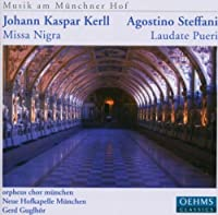 Missa Nigra/Laudate Pueri by Orpheus Chor Munchen/Guglhor/Neue Hofkapelle Mu (2013-08-05)