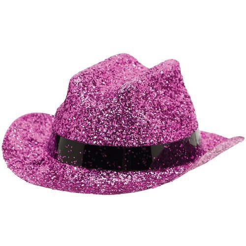 MINI COWBOY HAT PINK 1 COUNT おもちゃ [並行輸入品]