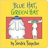 BLUE HAT, GREEN HAT (English Edition)