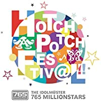 THE IDOLM@STER 765 MILLIONSTARS HOTCHPOTCH FESTIV@L!! LIVE Blu-ray GOTTANI-BOX